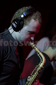 HOLON - ZENJAZZ-NIGHT.Nik Baertsch`s Ronin at Festival da Jazz Live at Dracula Club St.Moritz