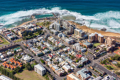Newcastle Beach District