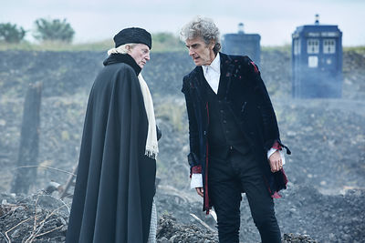 Doctor Who 2017 Christmas Special © BBC / Simon Ridgway