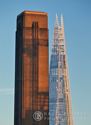 The Shard and Tate Modern