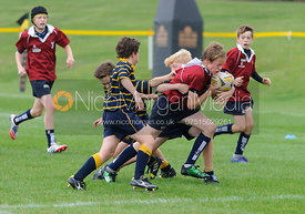 Ned Forryan - Leicester Grammar School vs. Stamford School - Rugby Union