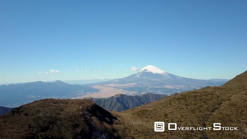 The Iconic Snow Capped Mount Fuji Japan