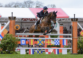Pippa Funnell and BILLY BEWARE - Show Jumping phase, Mitsubishi Motors Badminton Horse Trials 2014