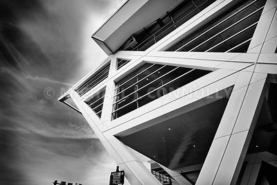 Convention Center B&W