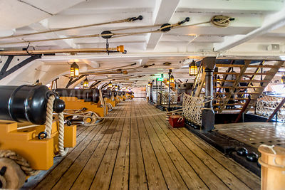 Cannon, HMS Victory- Portsmouth, England