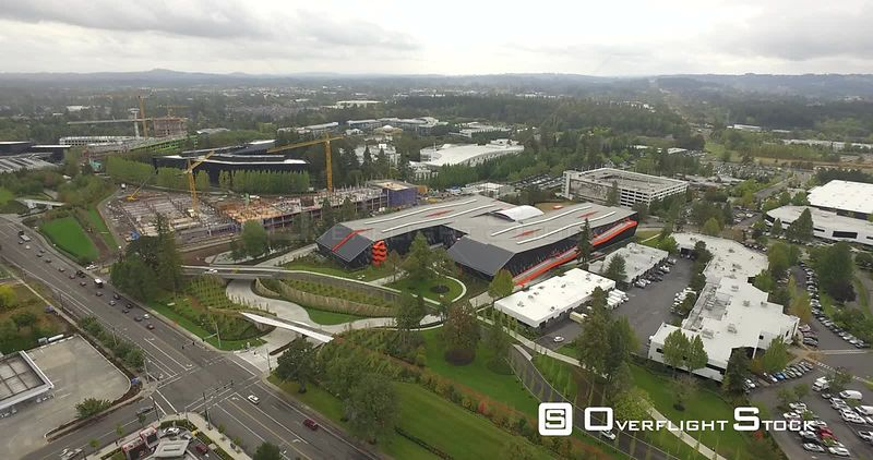 Nike Headquarters Beaverton Oregon
