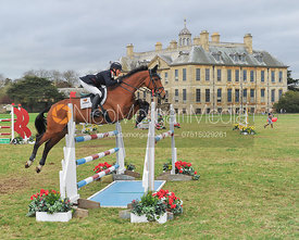 Mary King and IMPERIAL CAVALIER - CIC3* - Belton Horse Trials, April 2014