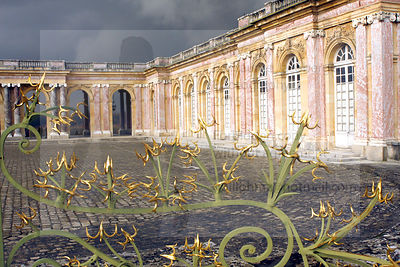 Versailles Trianon Art Photographs