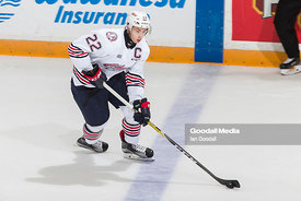 Oshawa Generals vs Sudbury Wolves on October 16, 2016