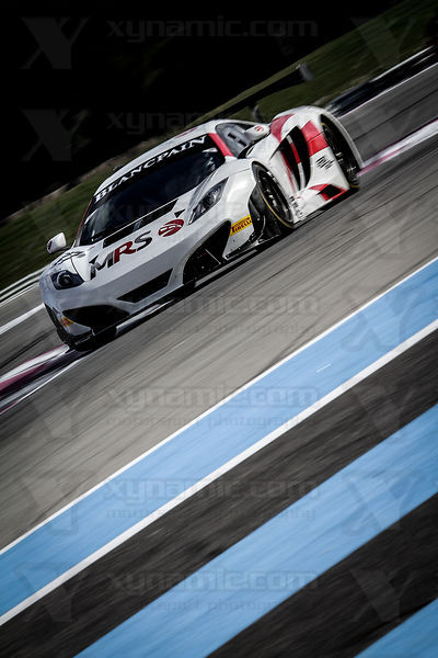 77 Philipp Eng / Carlos Kray MRS GT-Racing McLaren MP4-12C