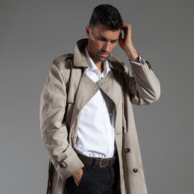 Marc Classic Detective stock photos