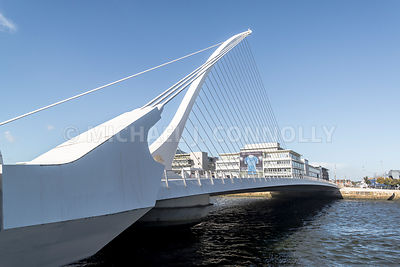 Samuel Beckett Bridge- Dublin, Ireland