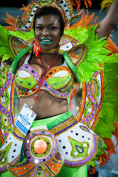 IAAF World Relays 2015 - Junkanoo Photos