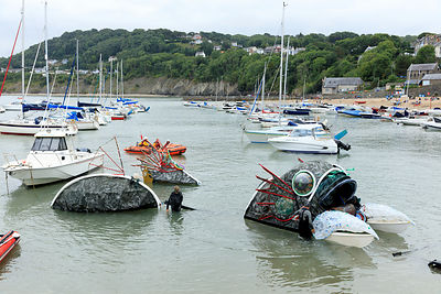 RNLI New Quay photos