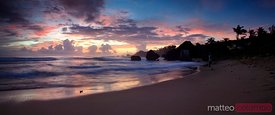 Bathsheba beach at sunrise Barbados Caribbean