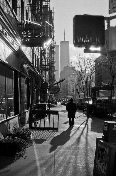 Walk Manhattan 1980s
