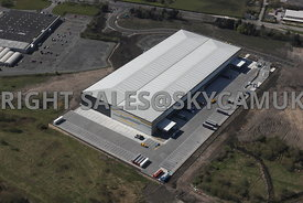 Culina Group new Distribution centre Liverpool Road Eccles
