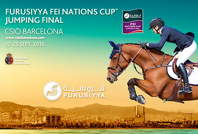 2016_CSIO5* Barcelona 105 Edition Nations Cup Final photos