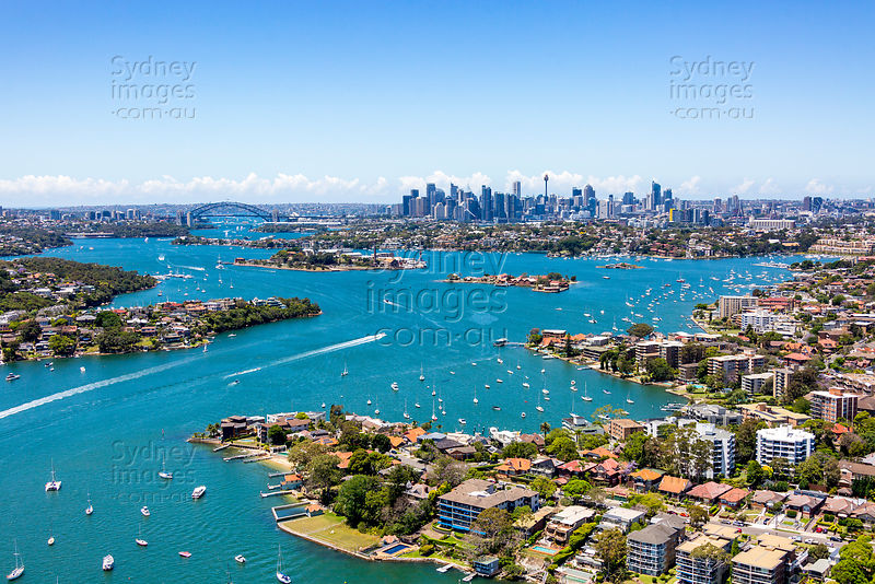 Drummoyne to the City