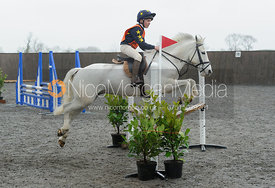 Ned Hercock - Class 3 - CHPC Eventer Trial, April 2015.
