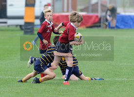 Cormac Calnan - Leicester Grammar School vs. Stamford School - Rugby Union