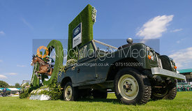 , cross country phase, Land Rover Burghley Horse Trials 2018
