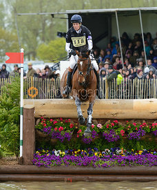 William Fox-Pitt and PARKLANE HAWK - Cross Country phase, Mitsubishi Motors Badminton Horse Trials 2014