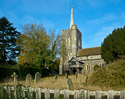 St Mary's church, Radwinter