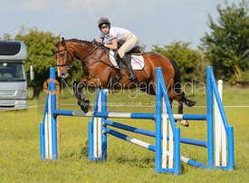 Class 9 1.05m Individual - Cottesmore Hunt Pony Club Showjumping - 17 June 2017