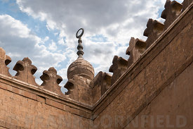Mosque of Sultan Hassan.