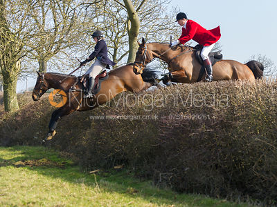 The Cottesmore Hunt at Ladywood Lodge 5/3 photos