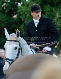 Shaun Cripps - Boxing Day Meet of the Cottesmore Hunt, Oakham 26/12