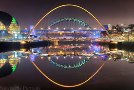 The Eye of the Tyne