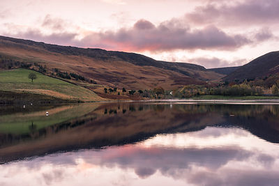 Dovestone Reservoir Peak District Photographs
