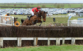The Open Ditch - Mens Open - Cottesmore at Garthorpe