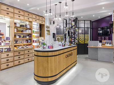 Caudalie Boutique & Spa, Paris France