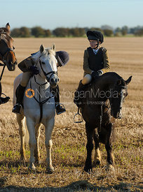 Cottesmore Hunt Newcomers Meet 2014