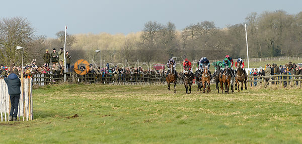 Race 5 - Nine-year-olds and over - The Brocklesby at Brocklesby Park