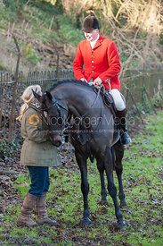 Dean Jones - The Cottesmore Hunt Boxing Day Meet, Cutts Close, Oakham 26/12