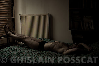 Photo shooting for men - Photographer Paris