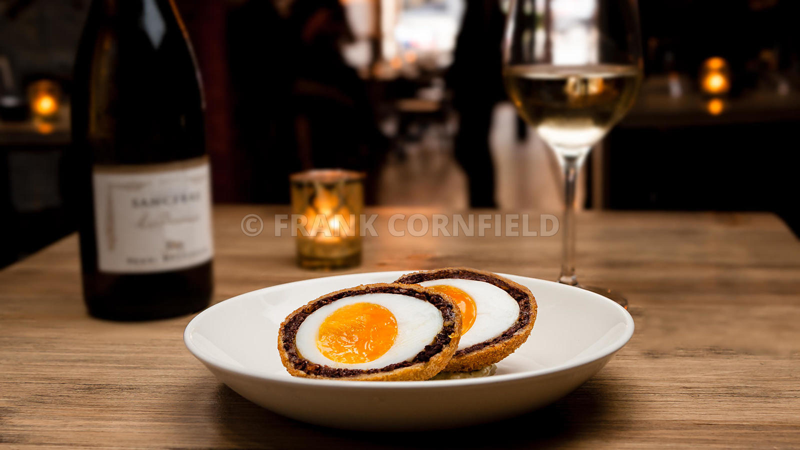 Duck Scotch Egg