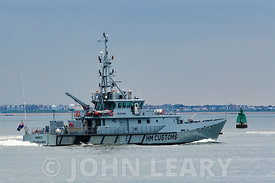 HM Customs Cutter Searcher.