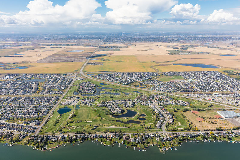 Lakeside Golf Club, Chestermere