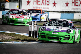 31 David Ashburn / Phil Keen Trackspeed Porsche 997 GT3 R