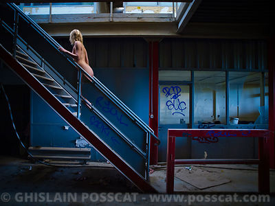 öppning - Ghislain posscat, erotic pictures, nude fine art, erotic photographer