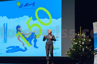 ESTM Engadin St.Moritz Winter 2014 KickOff Meeting photos