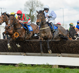 Race 3 Mares and Fillies - The Atherstone Point-to-point 2017