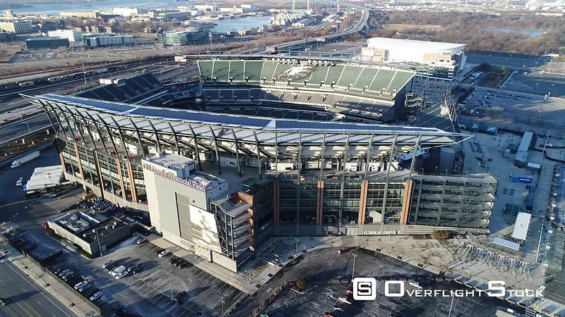 Lincoln Financial Field & Citizens Bank Park Philidelphia Pennsylvania
