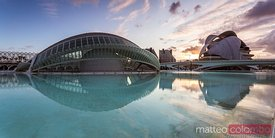 The Hemispheric, City of Arts and Sciences, Valencia, Spain