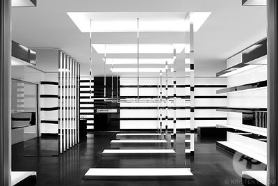 Boutique Dior Homme, Tianjin, Chine